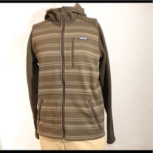 Patagonia Fleece Zip Up Hoodie